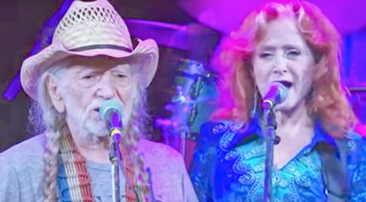Willie nelson Songs | Willie Nelson And Bonnie Raitt Join Forces For Epic Stevie Ray Vaughan Cover | Country Music Videos