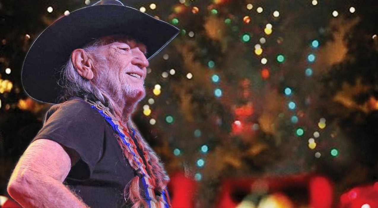 Willie Nelson Releases Book Inspired By His Christmas Song 'Pretty ...