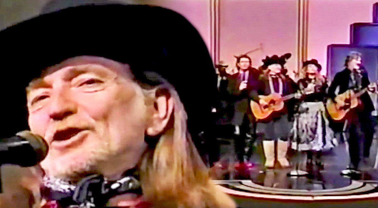 Willie nelson Songs | Willie Nelson Joins Fellow Superstars For Unforgettable Performance Of Two Country Classics | Country Music Videos