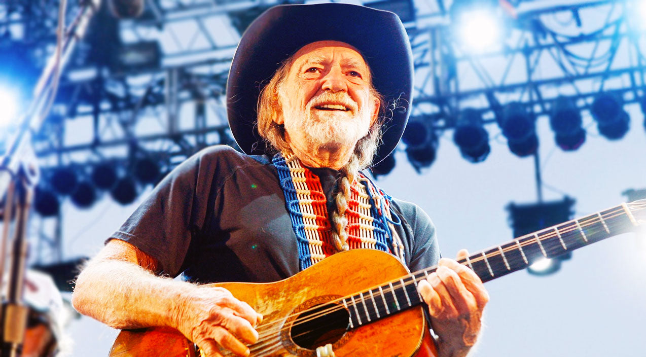 Willie nelson Songs | Willie Nelson And An Unlikely Friend Pair Up In A Duet You Never Saw Coming | Country Music Videos