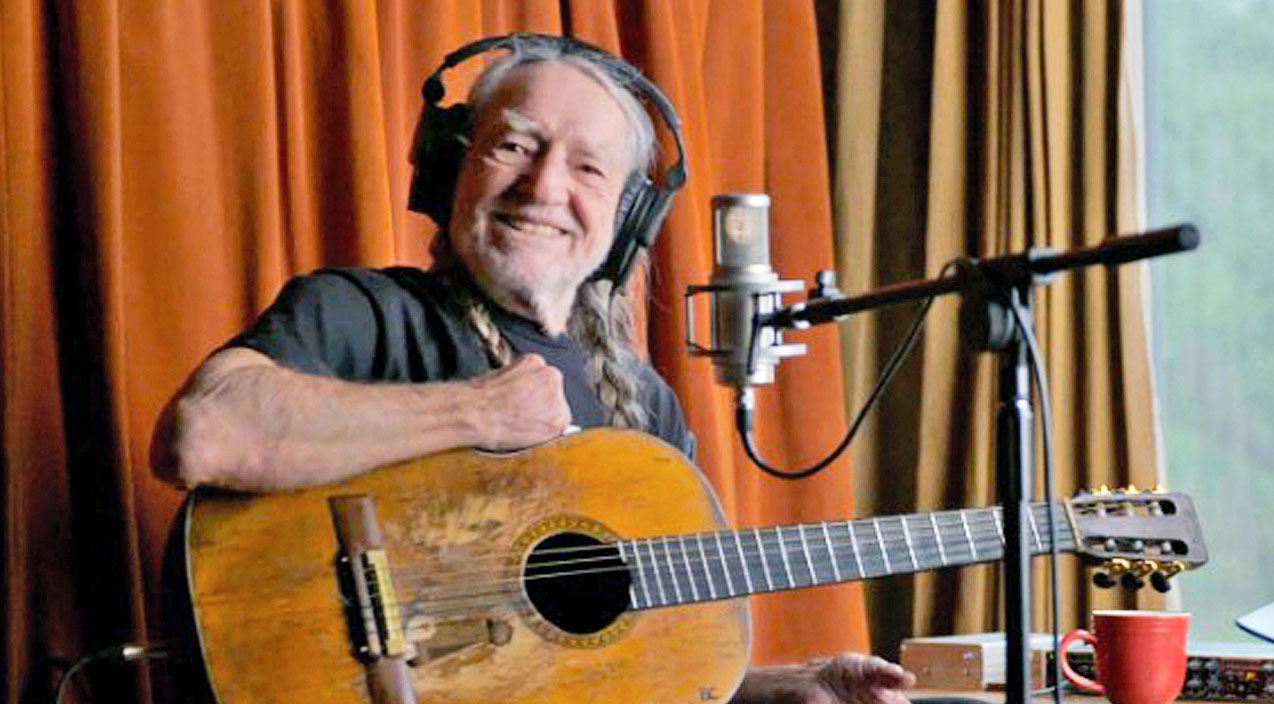 Willie nelson Songs | Just Released: Willie Nelson Gets Jazzy In New Song 'They All Laughed' | Country Music Videos