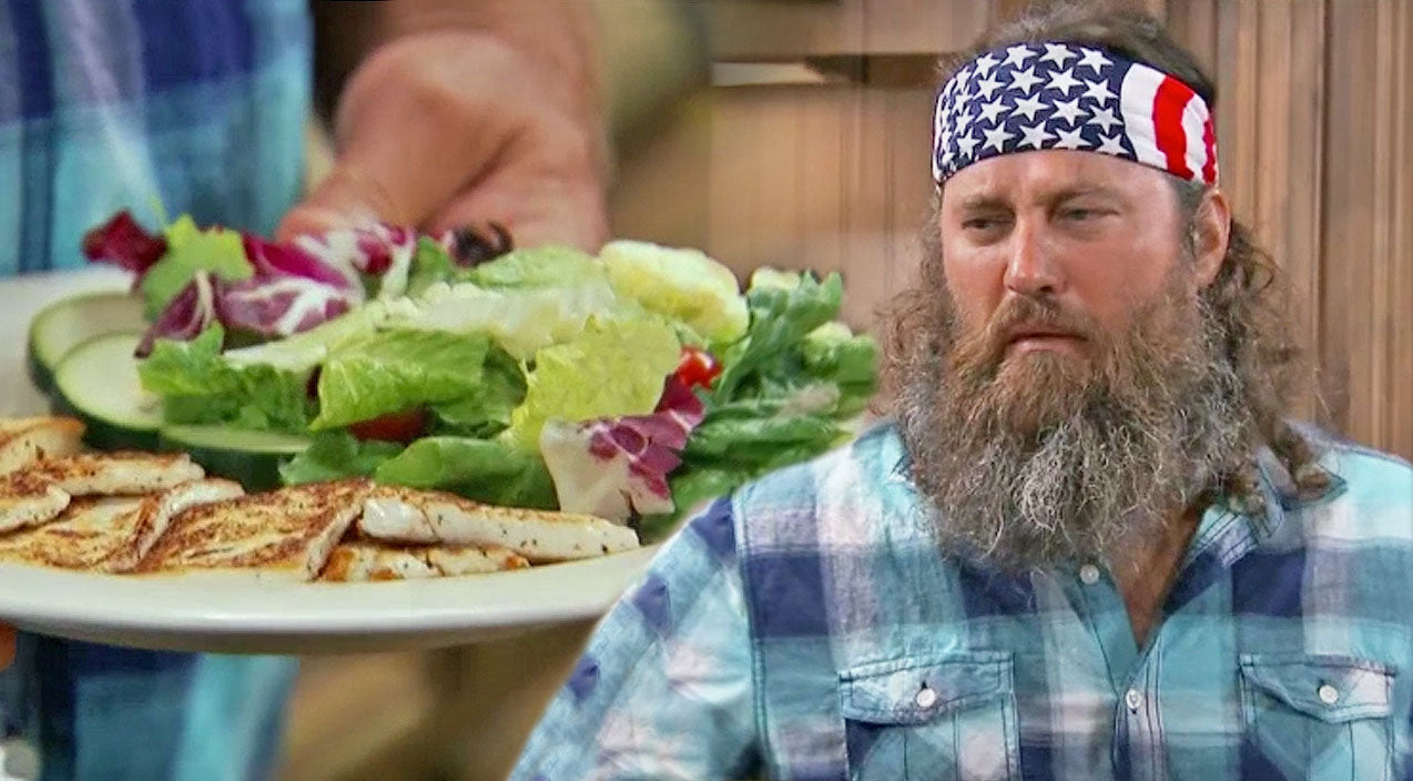 Willie robertson Songs | Korie Robertson Goes To The Extreme To Help Willie Lose Weight | Country Music Videos