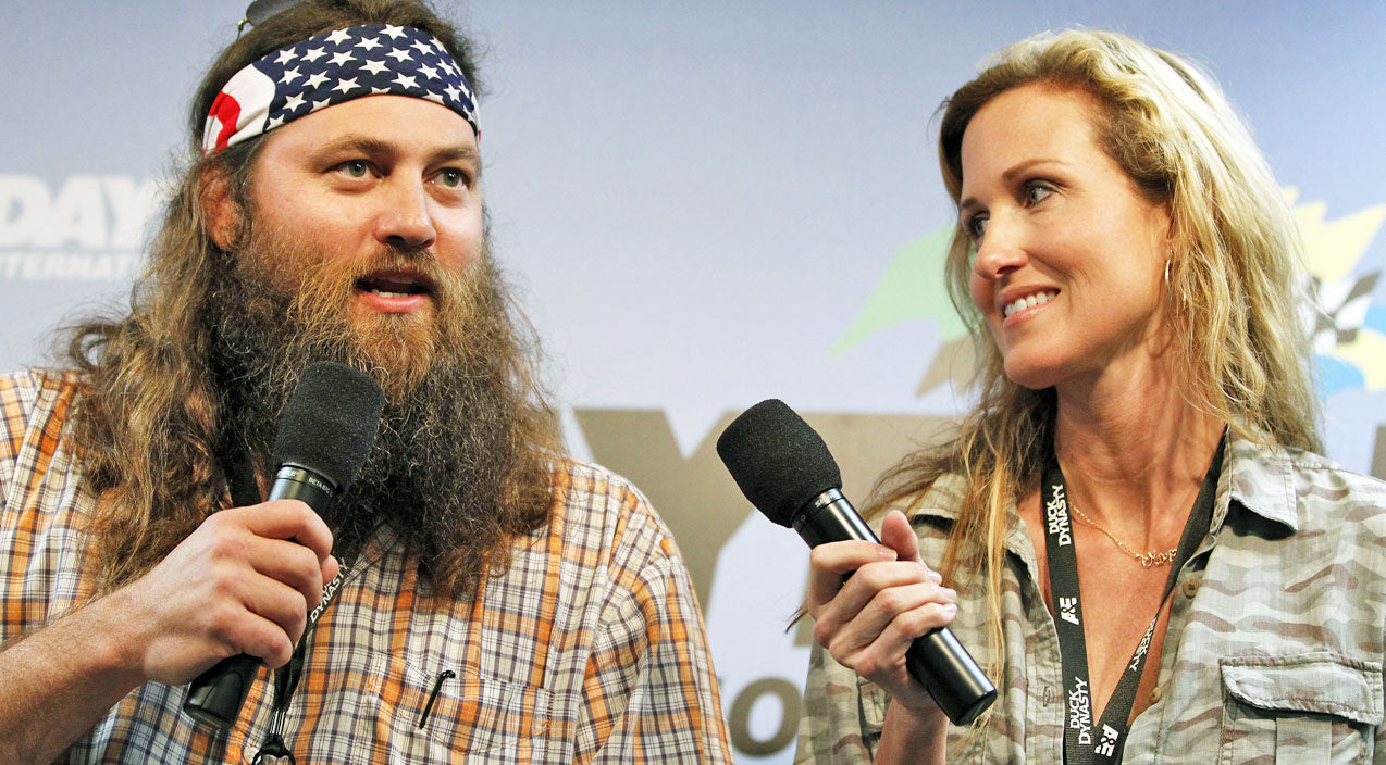 Willie robertson Songs | Willie Robertson & His Wife Belt Out Madonna's 'Lucky Star' & It's Adorable | Country Music Videos