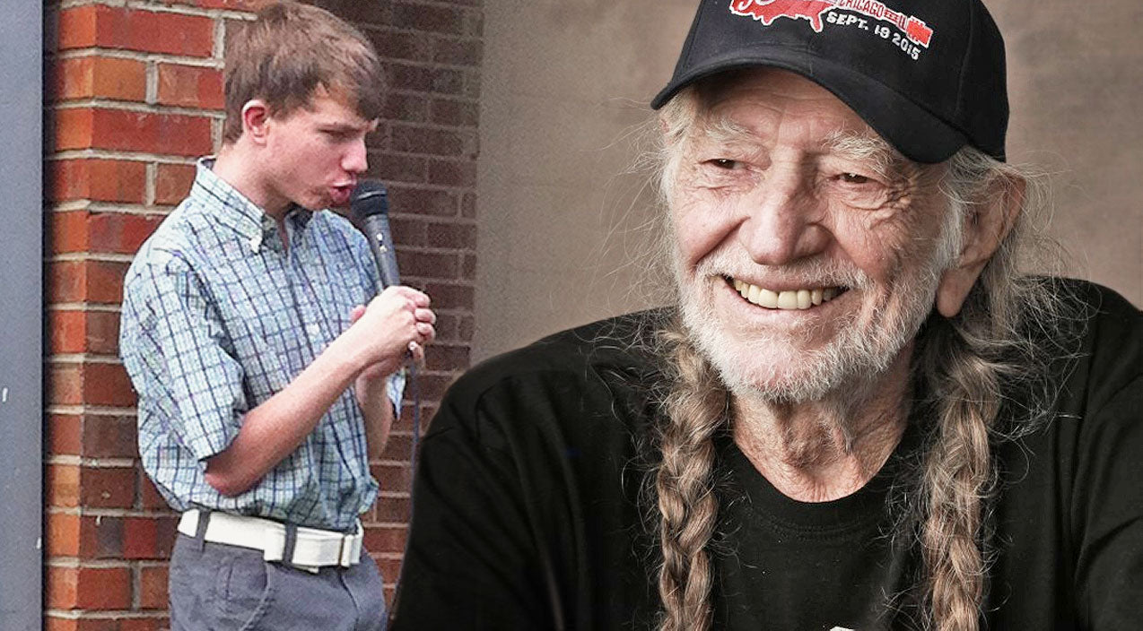 Willie nelson Songs | This Autistic Boy Can Barely Speak, But Wait Until You Hear Him Sing A Willie Nelson Song | Country Music Videos