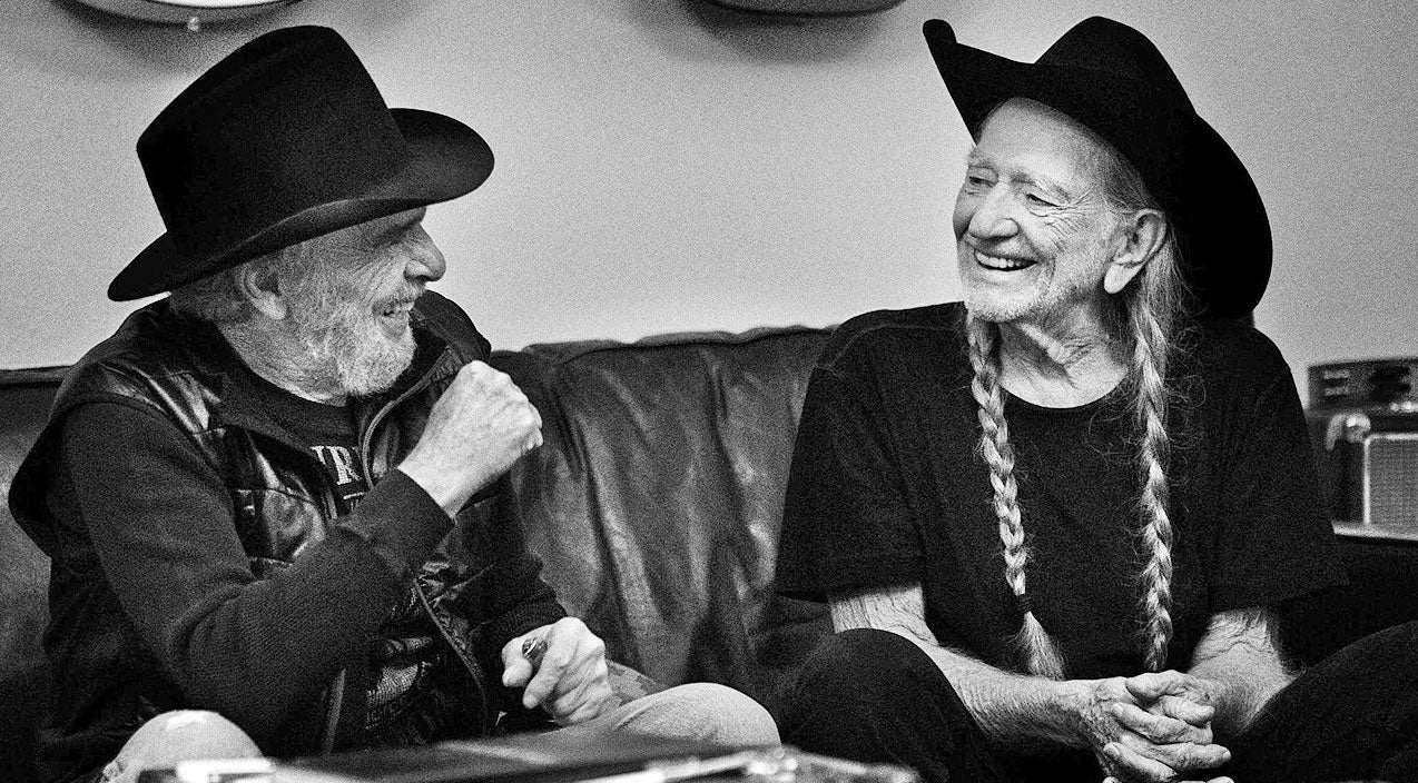 Willie nelson Songs | Willie Nelson Reveals His Favorite Merle Haggard Song, Reflects On 50 Years Of Friendship | Country Music Videos