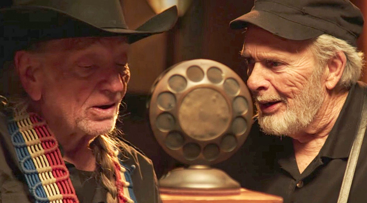 Willie nelson Songs | Unseen Duet Between Willie Nelson & Merle Haggard Surfaces | Country Music Videos