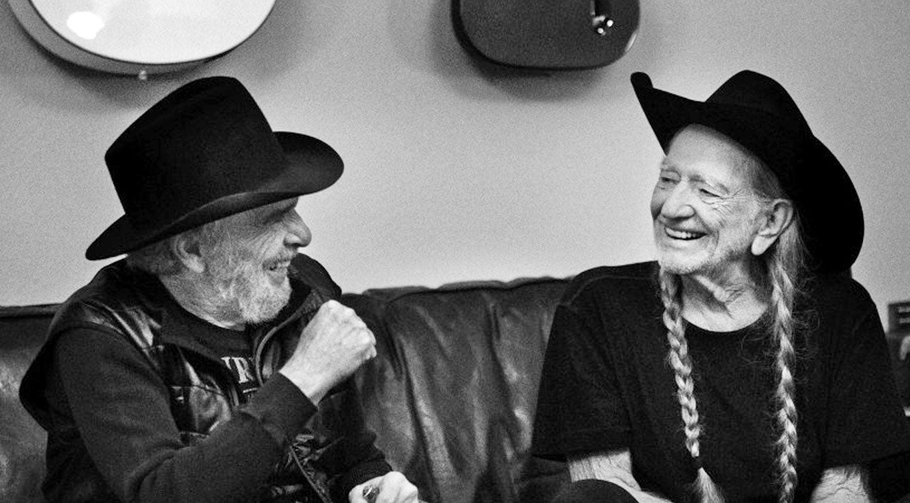 Willie nelson Songs | Willie Nelson And Merle Haggard Release Care Free Music Video | Country Music Videos