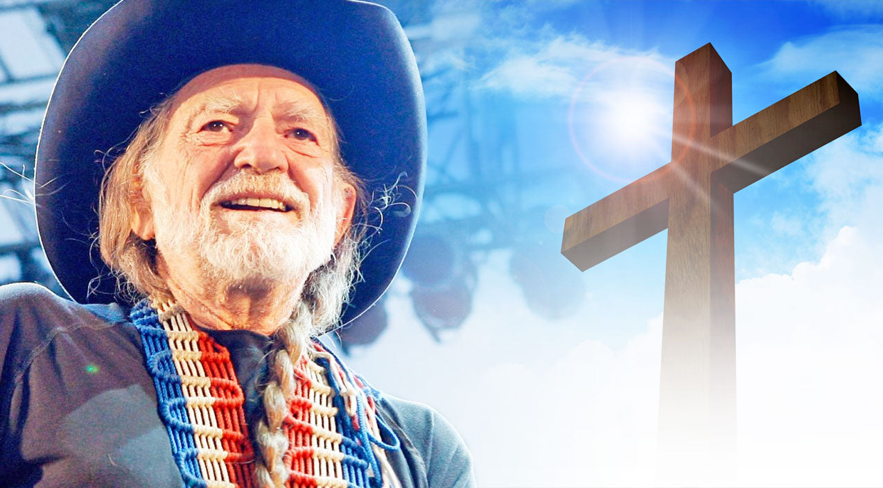 Willie nelson Songs | Willie Nelson's Rendition Of The Gospel Classic, 'How Great Thou Art', Will Give You Chills! | Country Music Videos