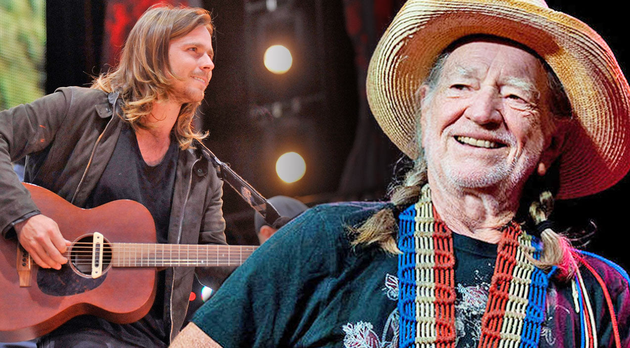 Willie nelson Songs | Willie Nelson & His Son, Lukas Nelson, Sing A Jaw-Dropping Duet Of 'Just Breathe' (WATCH) | Country Music Videos