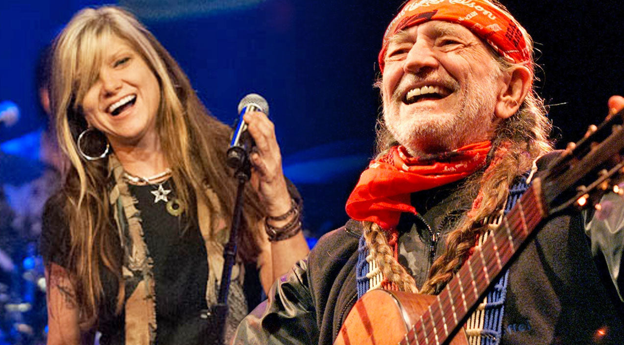 Willie nelson Songs | Willie Nelson & His Daughter Sing A Breathtaking Rendition Of 'Have You Ever Seen The Rain' | Country Music Videos