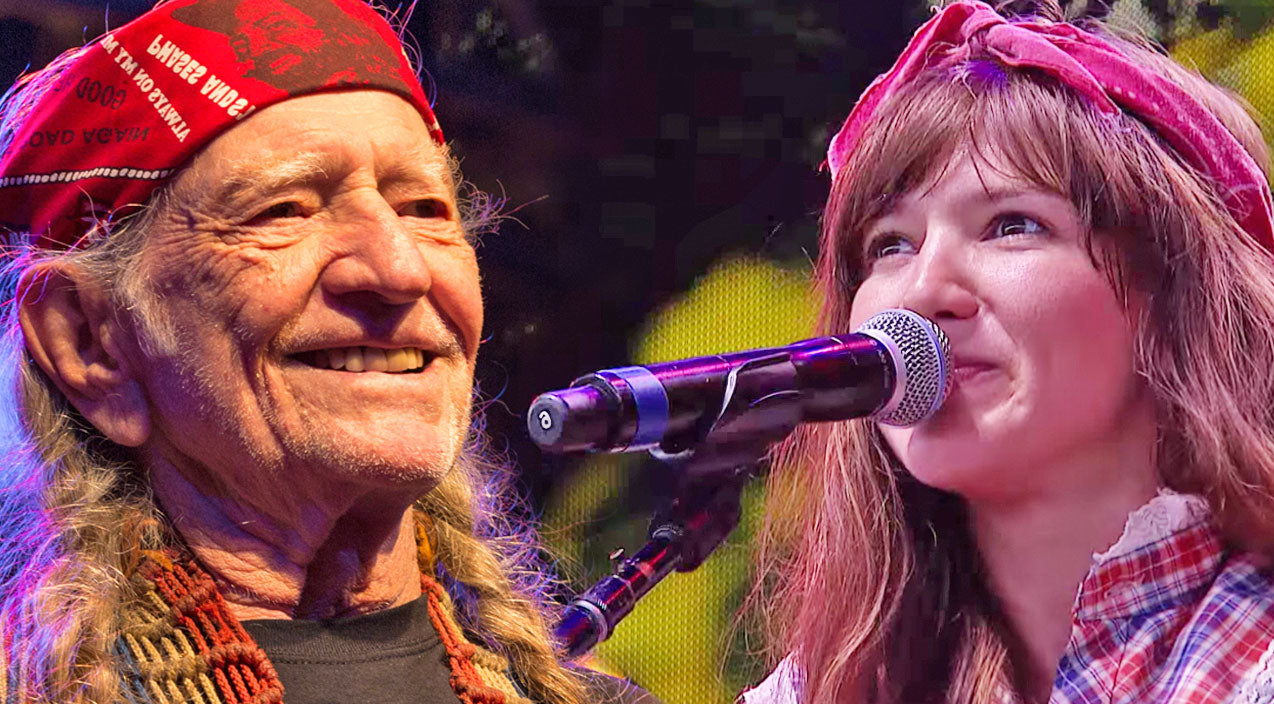 Willie nelson Songs | Willie Nelson's Granddaughter, Raelyn, Proves Music Lives In Her Soul | Country Music Videos