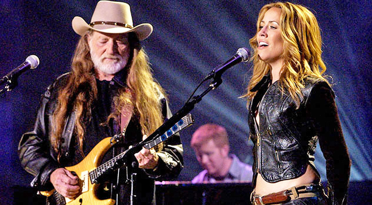 Willie nelson Songs | Sheryl Crow and Willie Nelson's Amazing Tribute To Johnny Cash | Country Music Videos