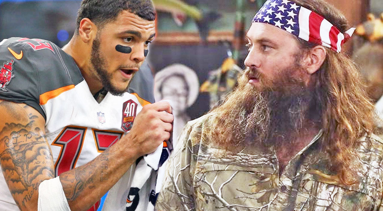 Willie robertson Songs | Willie Robertson Slams NFL Player For Protesting The National Anthem | Country Music Videos