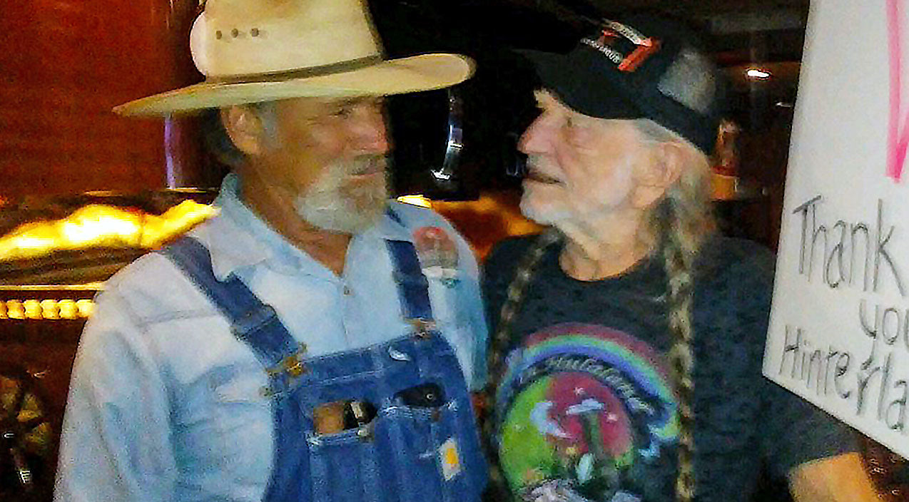 Willie nelson Songs | Stage 4 Cancer-Stricken Willie Nelson Fan Meets His Idol | Country Music Videos