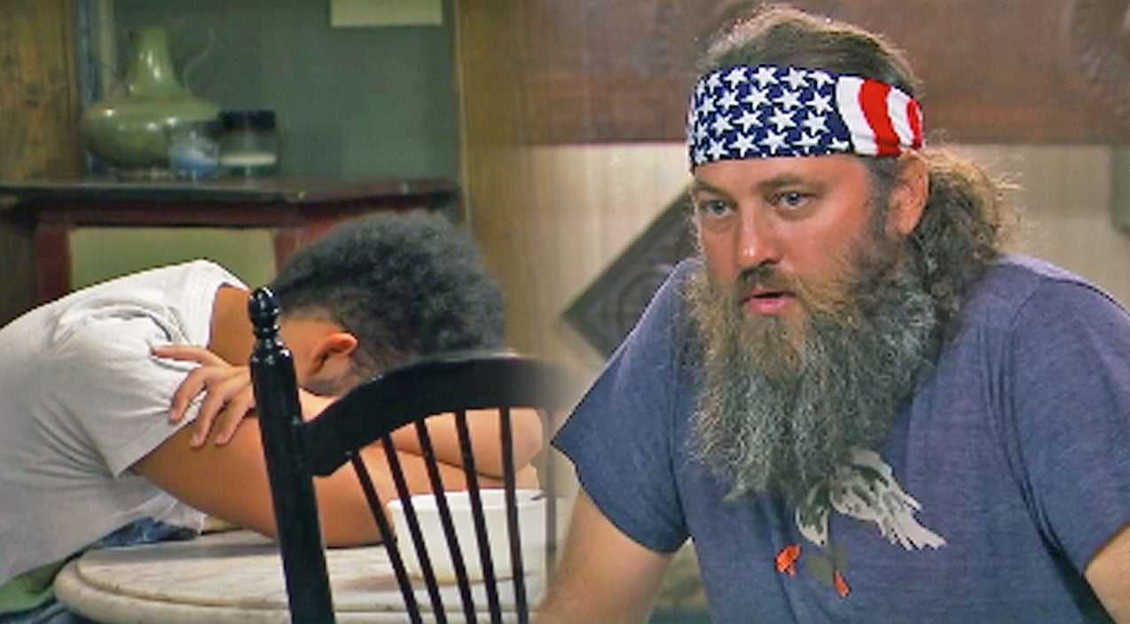 Willie robertson Songs | Find Out Why Willie Robertson Puts His Entire Family, Including Himself, On A Time-Out | Country Music Videos
