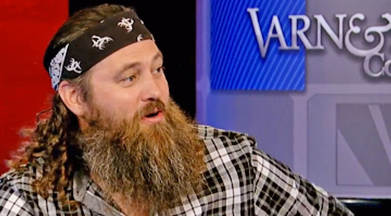 Willie robertson Songs | Willie Robertson Speaks Out On Anti-Trump Protesters | Country Music Videos