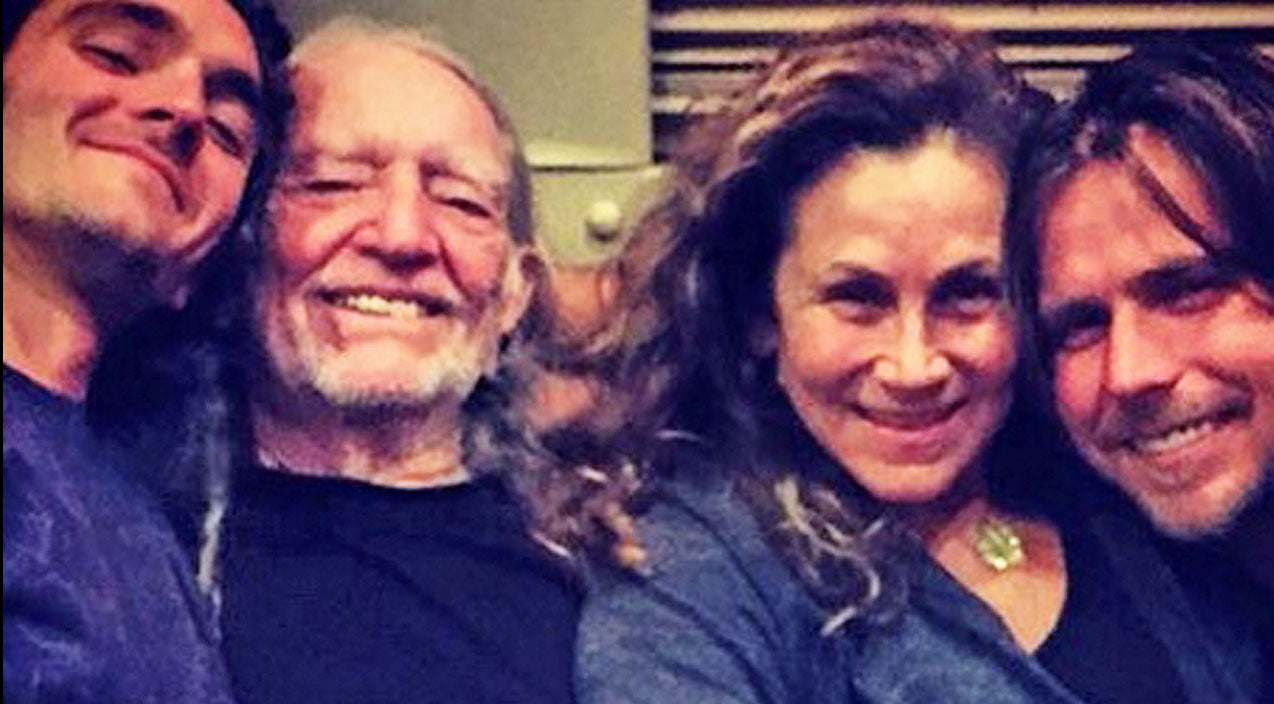 Willie nelson Songs | Willie Nelson's Son Lukas Shares Report On His Dad's Health | Country Music Videos