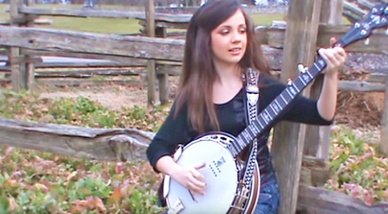 Earl scruggs Songs | Prepare To Be Blown Away By This 11-Year-Old Girl's Banjo Skills | Country Music Videos