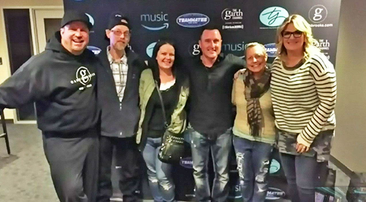 Garth brooks Songs   Garth Brooks Gives Couple Battling Cancer An Epic Surprise   Country Music Videos