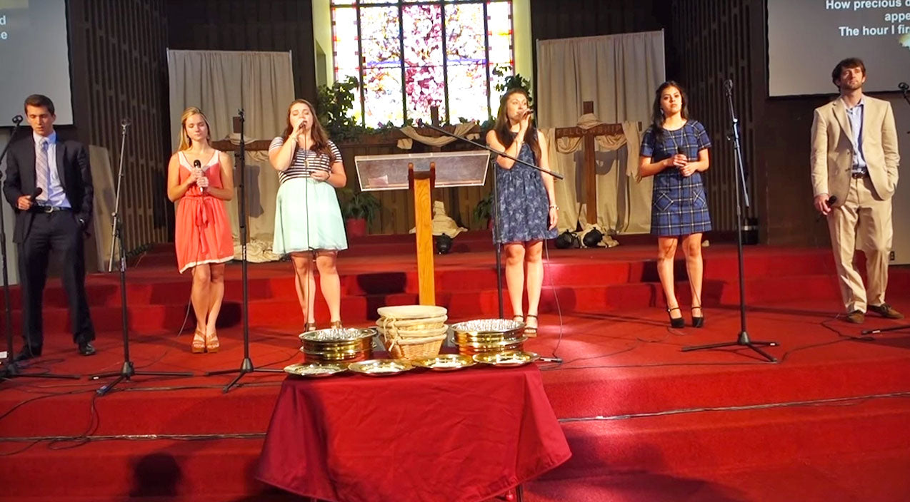 Religious Songs | Christian A Cappella Group Stuns With Rendition Of