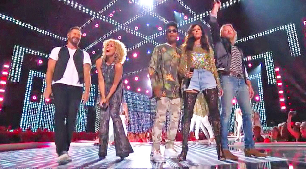 Pharrell williams Songs | (Worst) Little Big Town & Pharrell's Closing Performance | Country Music Videos