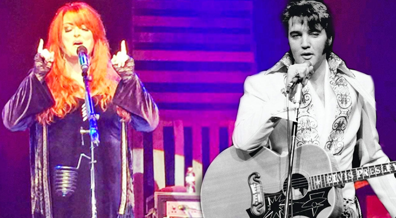 Wynonna judd Songs | Elvis Presley & Wynonna Judd's Duet Of 'Santa Claus Is Back In Town' Will Mesmerize You | Country Music Videos