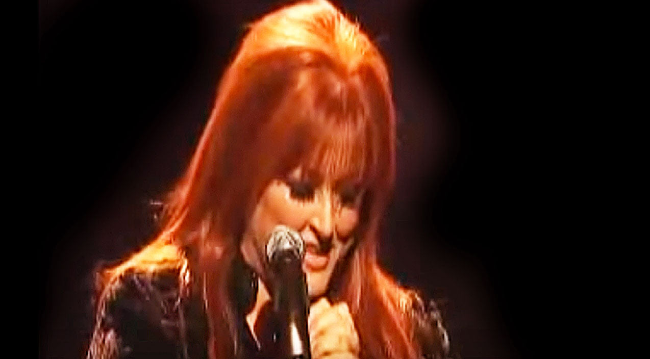 Wynonna judd Songs | Wynonna Judd Stops Mid-Performance And Does The Unexpected | Country Music Videos