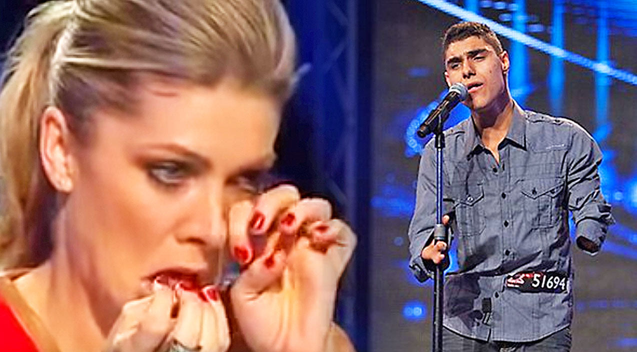 John lennon Songs | X Factor Contestant's Tragic Past Leads To A Must-See, Tearful Performance | Country Music Videos