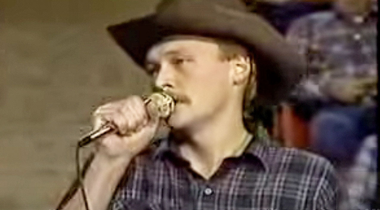 George jones Songs | A Young Alan Jackson Makes TV Debut On 'You Can Be A Star' | Country Music Videos