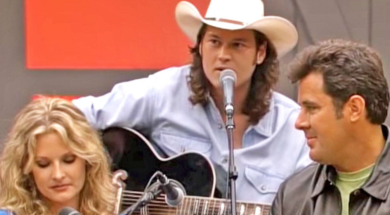 Modern country Songs | Watch A Young Blake Shelton Sing His Debut Hit 'Austin' In Intimate Acoustic Session | Country Music Videos