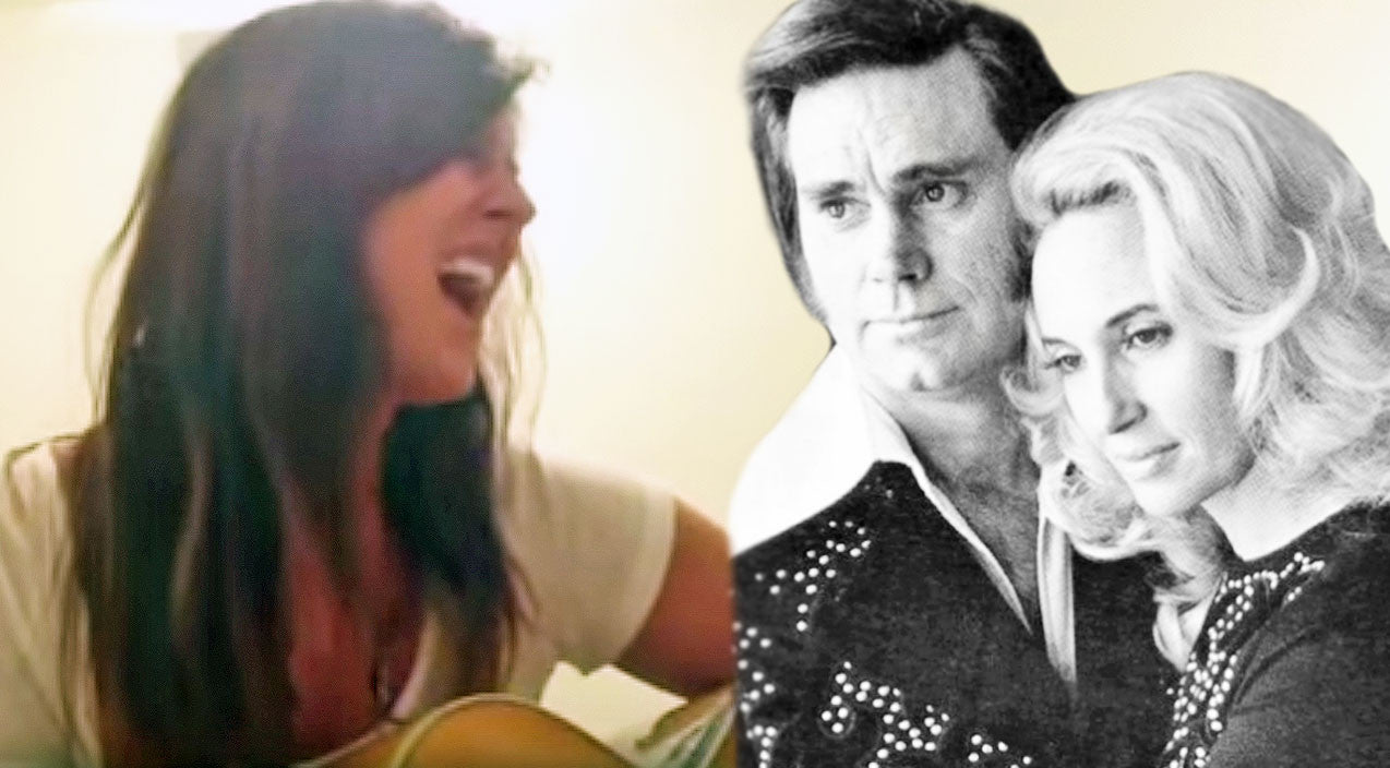George jones Songs | Young Woman Stuns With Heart-Wrenching Rendition Of 'He Stopped Loving Her Today' | Country Music Videos