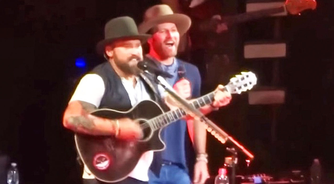Zac brown band Songs | Zac Brown Band & Drake White Give John Mellencamp Classic A Country Twist | Country Music Videos