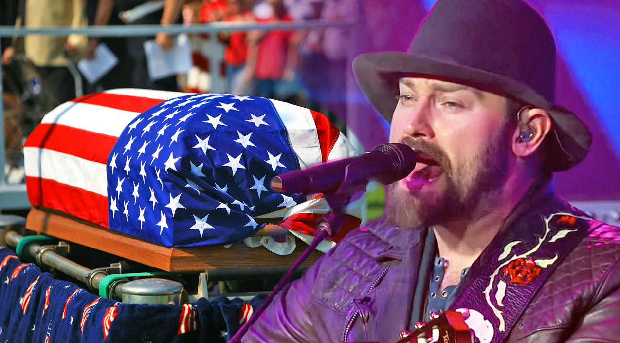 Zac brown band Songs | Zac Brown Band's Heartbreaking Military Tribute, 'Dress Blues' | Country Music Videos
