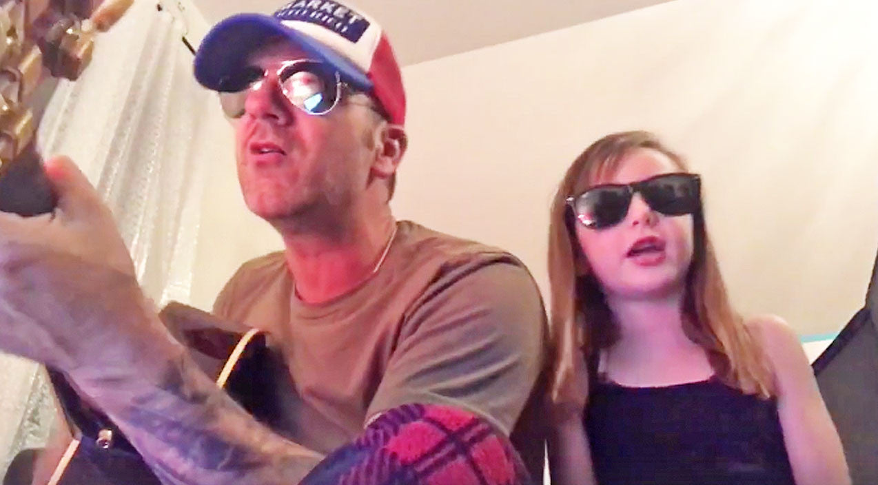 Taylor swift Songs | Country Singer & Talented Daughter Steal Hearts With Surreal Valentine's Day Duet | Country Music Videos