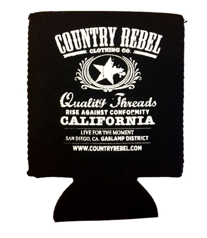 Country Rebel Koozie