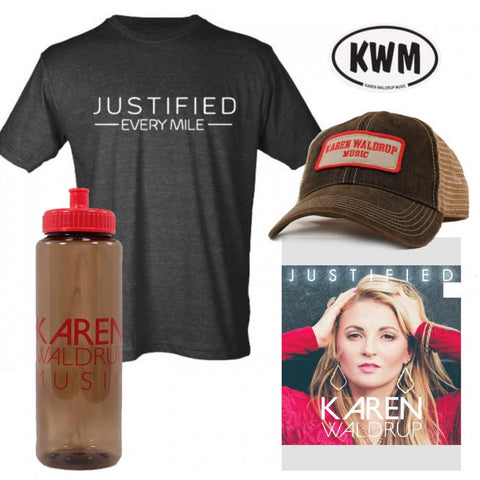 Karen Waldrup - Get Justified Bundle