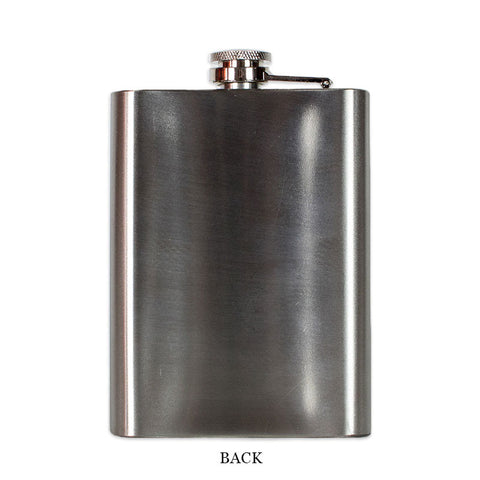 Straight Outta Nashville Flask