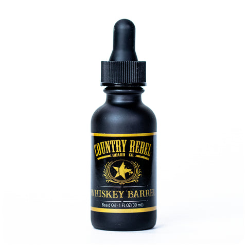 Whiskey Barrel - Beard Oil 1oz