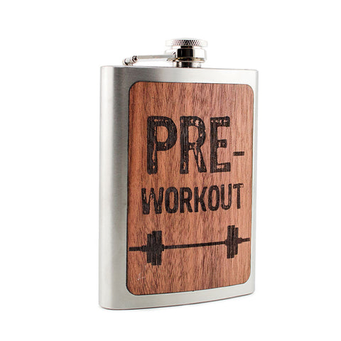 Pre Workout Flask
