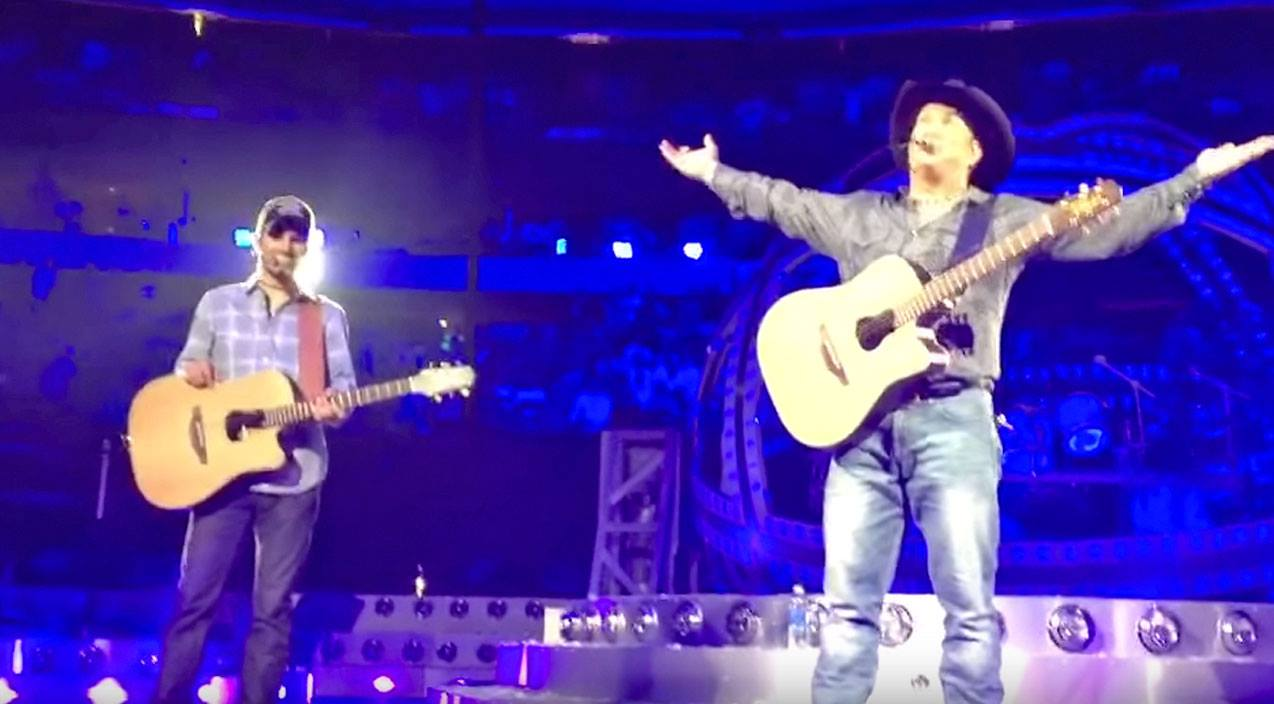 Garth brooks Songs | Garth Brooks Delivers The Birthday Present Of A Lifetime To This Young Country Artist | Country Music Videos