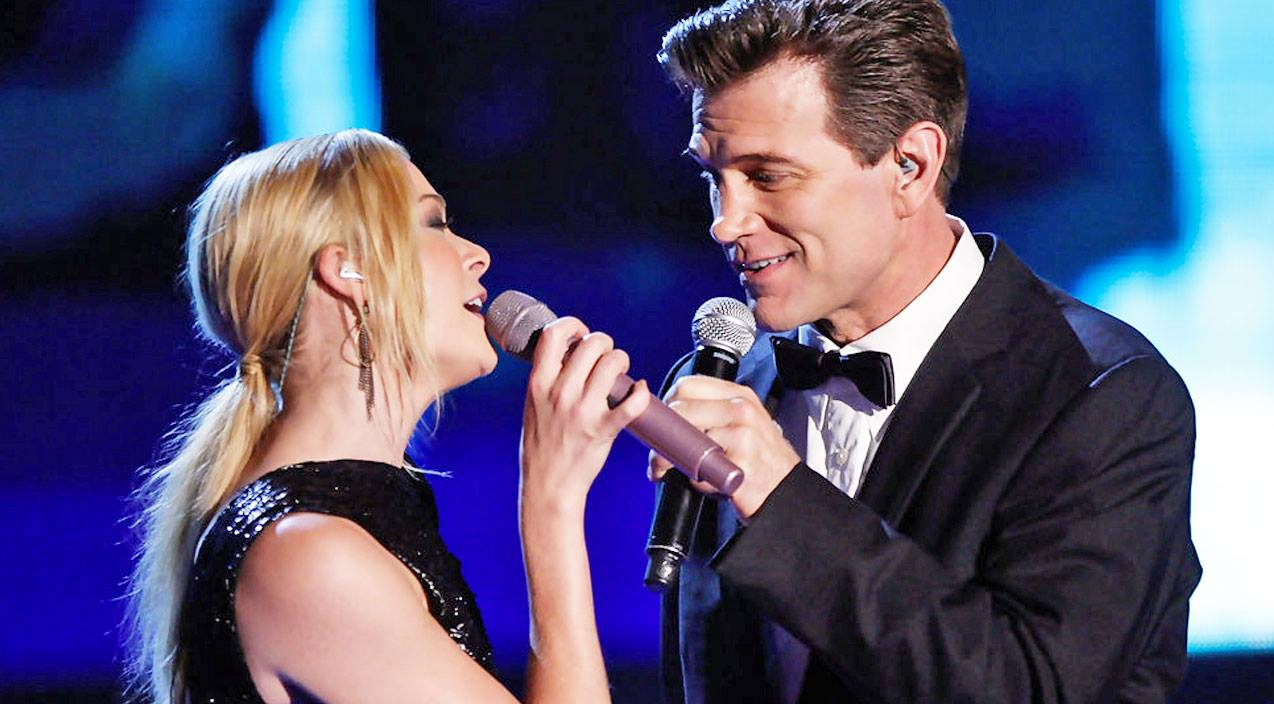 Modern country Songs | LeAnn Rimes & Chris Isaak Honor Elvis With Amazing Tribute Performance Of
