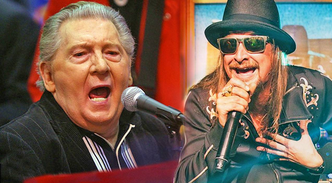 Jerry Lee Lewis Proves Age Is Just A Number In This High-Energy Performance With Kid Rock | Country Music Videos