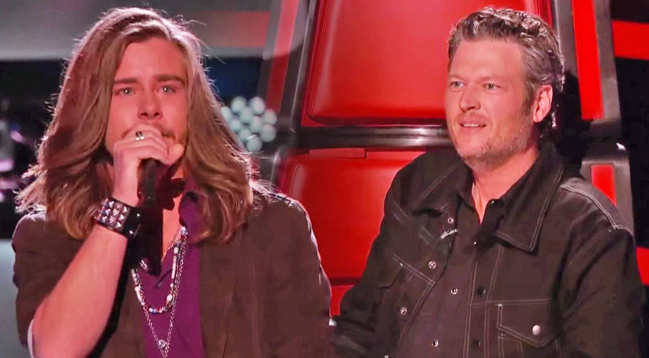 The voice Songs | Tyler Dickerson Breaks Down After Emotional Second Chance On 'The Voice' | Country Music Videos