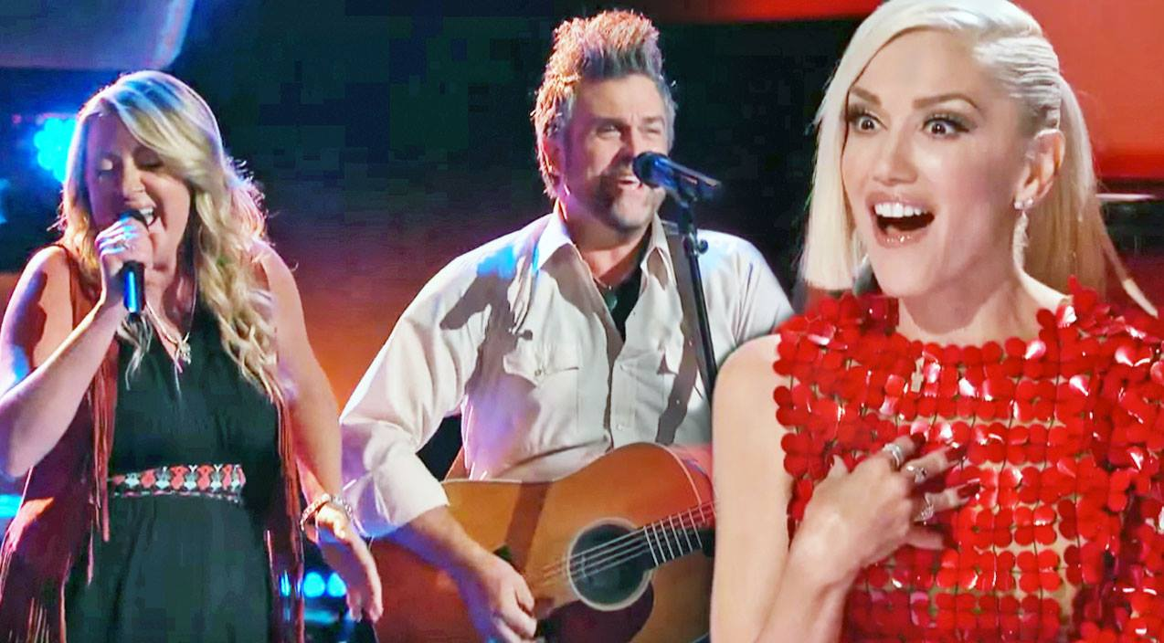The voice Songs | Singing Couple Shocks 'The Voice' Audience In More Ways Than One | Country Music Videos