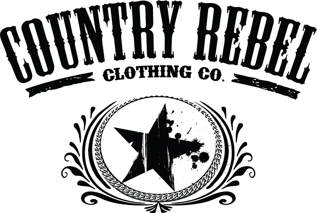 Country Rebel Clothing Co Logo