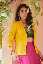 Load image into Gallery viewer, Roshan Lehenga With Ananda Jacket