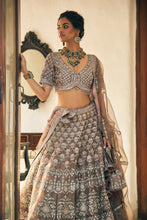 Load image into Gallery viewer, The Golden Princess Lehenga