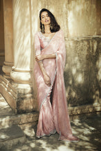 Load image into Gallery viewer, The Suhaani Old Rose Saree