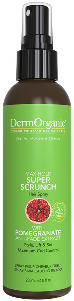 Super Scrunch Max Hold Hairspray