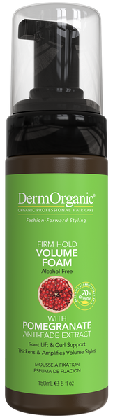 Volume Foam Firm Hold